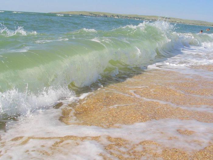 Пляж оптимист Должанская